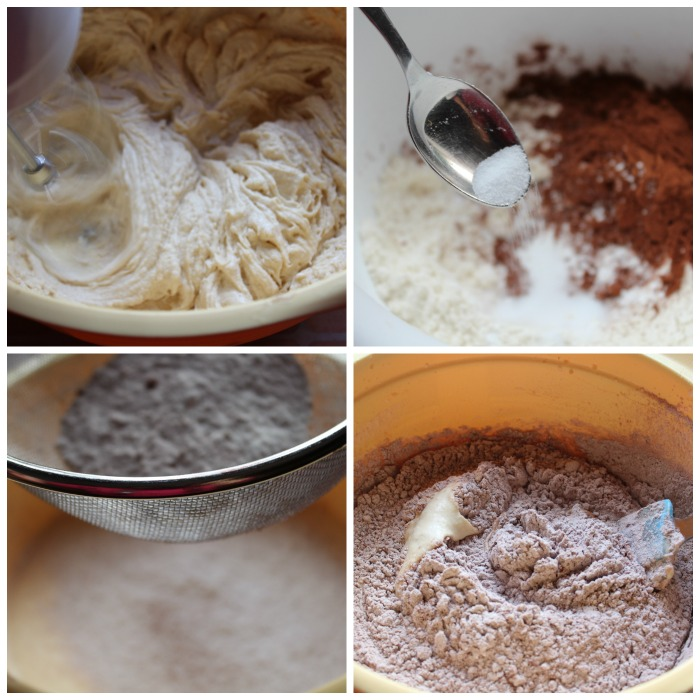 Muffins de chocolate 2