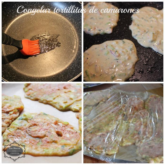 congelar-tortillitas-de-camarones